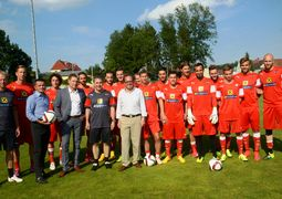 ÖFB Team in Stegersbach
